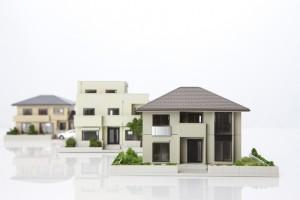 省エネ住宅模型